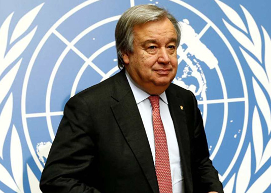UN chief calls for peaceful polls in Bangladesh