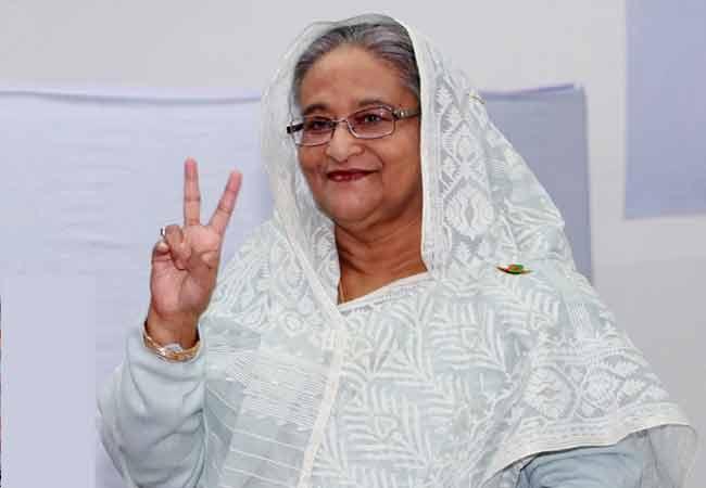 Massive victory for Sheikh Hasina-led grand alliance