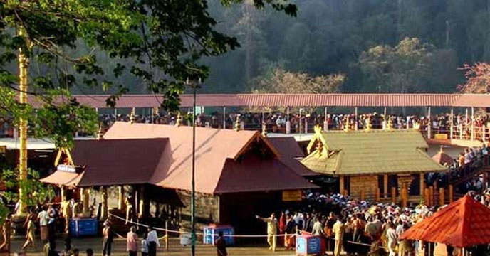 Sabarimala: Indian women make history by entering temple