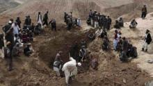 '30 killed in Afghanistan gold mine collapse'