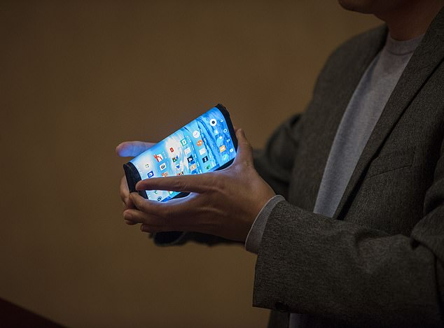 Royole unveils first consumer-ready flexible phone