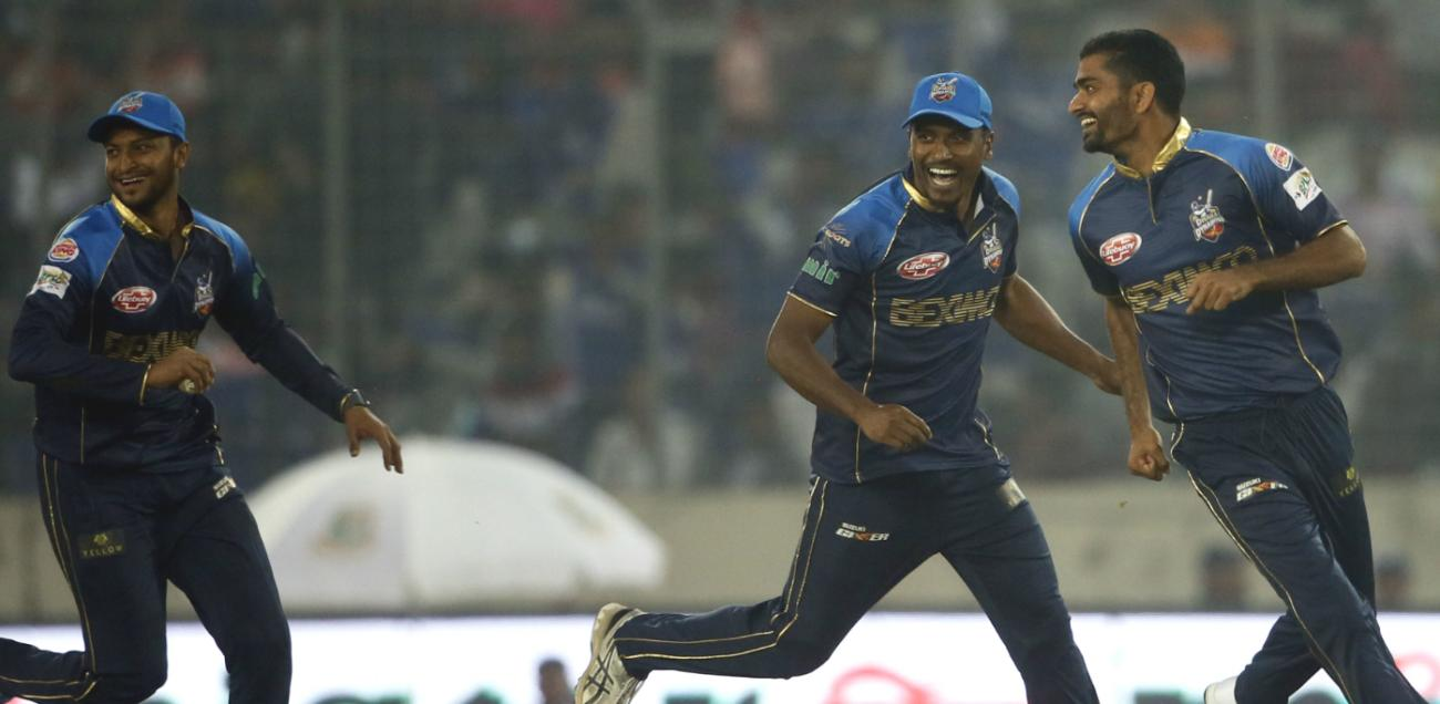 Aliss snatches exciting victory for Dhaka in BPL
