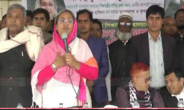 Dipu Moni asks educational institutions not to take extra fees