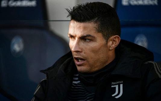DNA request made in Cristiano Ronaldo rape case