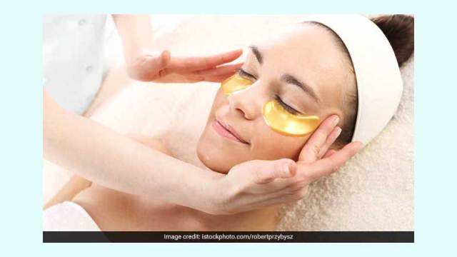 Ways to give your skin benefit of gold