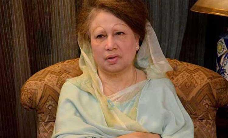 Khaleda Zia produced before court in Niko graft case