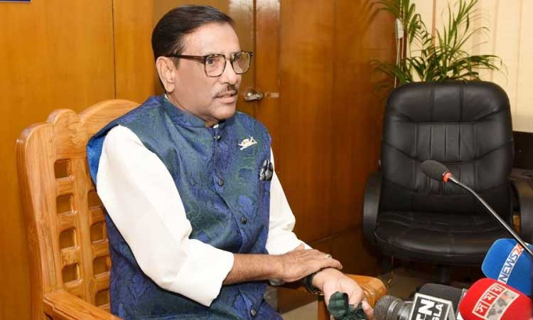 Quader for completing road maintenance works before rainy season