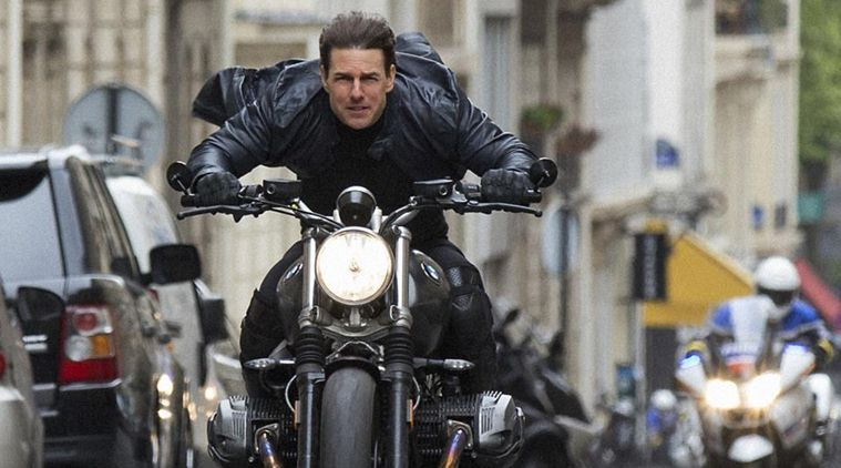 Tom Cruise to return for Mission Impossible 7 and 8