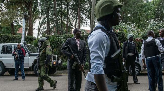 15 dead in Kenyan hotel attack